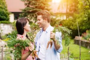 Gardening als neuer Trend