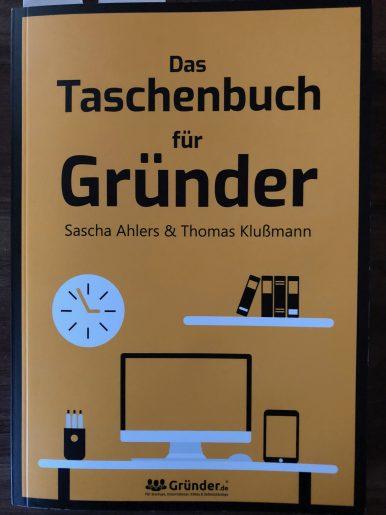 Taschenbuch für Gründer
